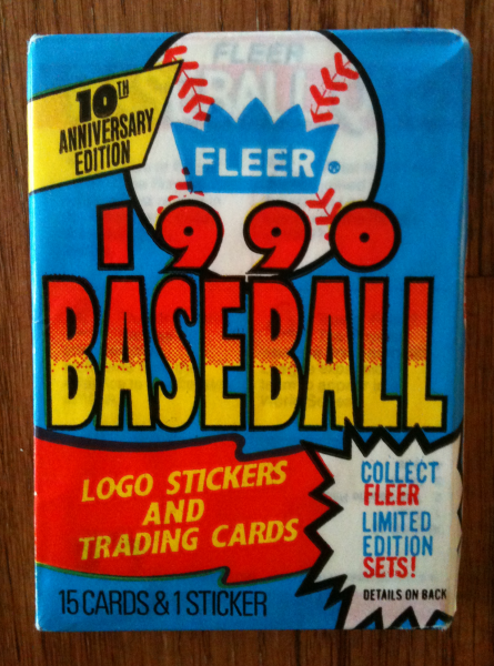 Fleer Outside