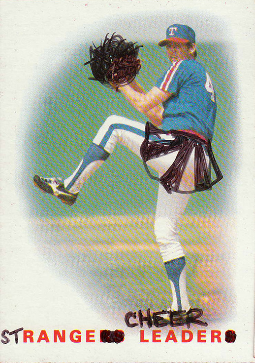 Strange Cheerleader