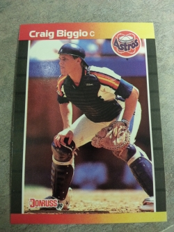 Remember when Craig Biggio was a catcher?