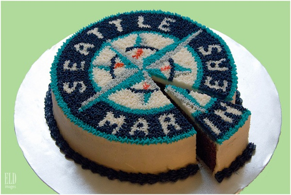 Seattle Mariners Fucking Cake