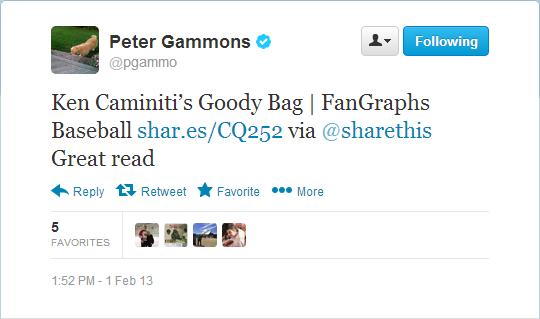 Gammons