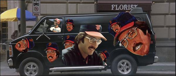 Van, bad-ass