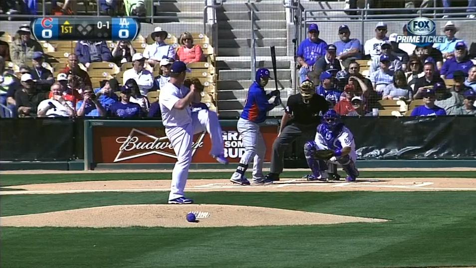 Spring Dodgers
