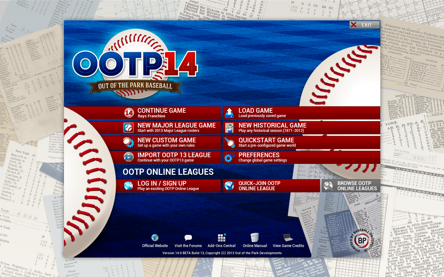 OOTP cover
