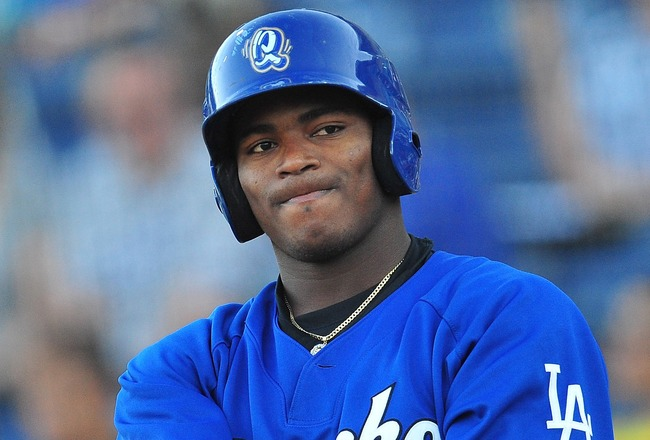 Disappointed Puig