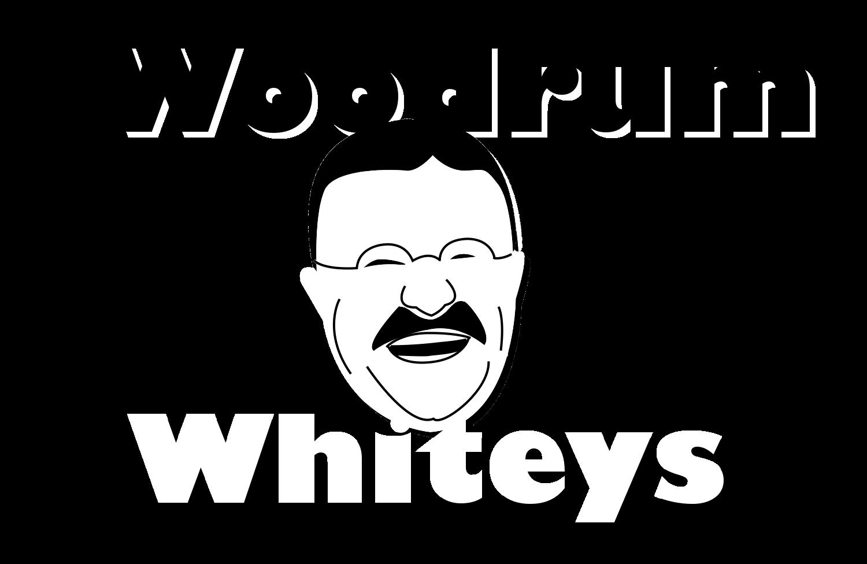 Woodrum Whiteys logo