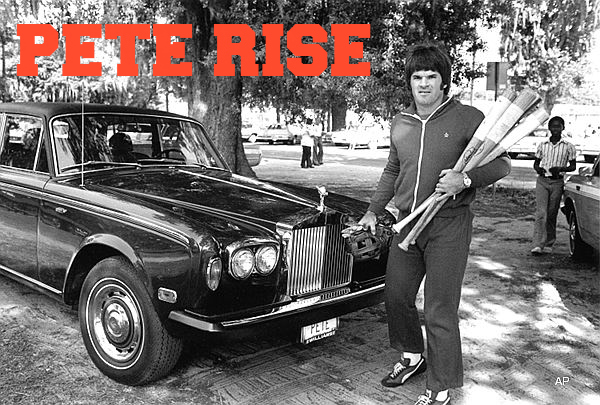 Pete, Rising