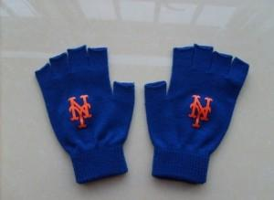 Mets Texting Gloves