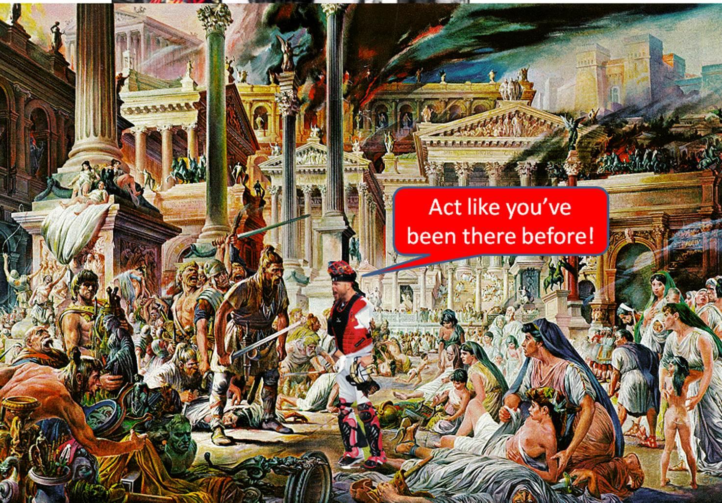 Sacking Rome