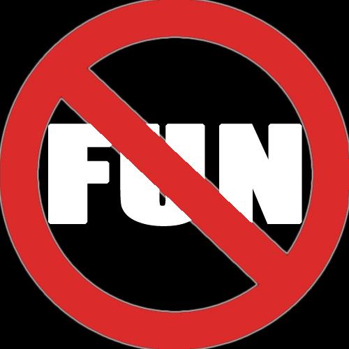 no-fun