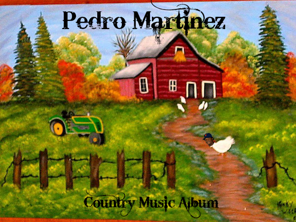 Pedro Martinez Country Music Album