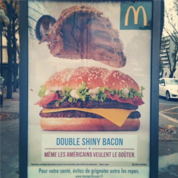Shiny Burger