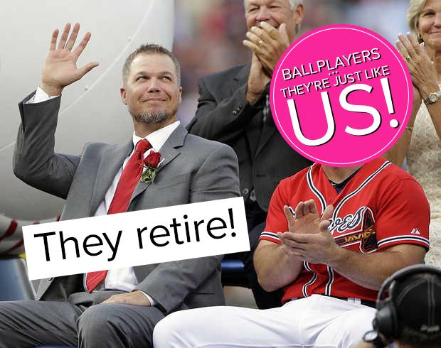 They Retire!