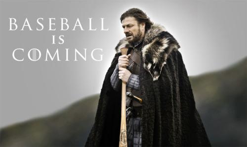 Baseball is Coming
