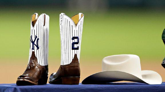 107715c3ae0 REPORT: Derek Jeter Severely Disturbed by Cowboy Boots | NotGraphs ...