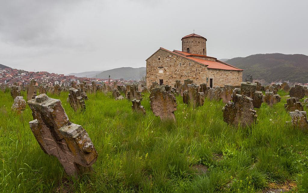 Iglesia de San_Pedro, Novi Pazar, Serbia